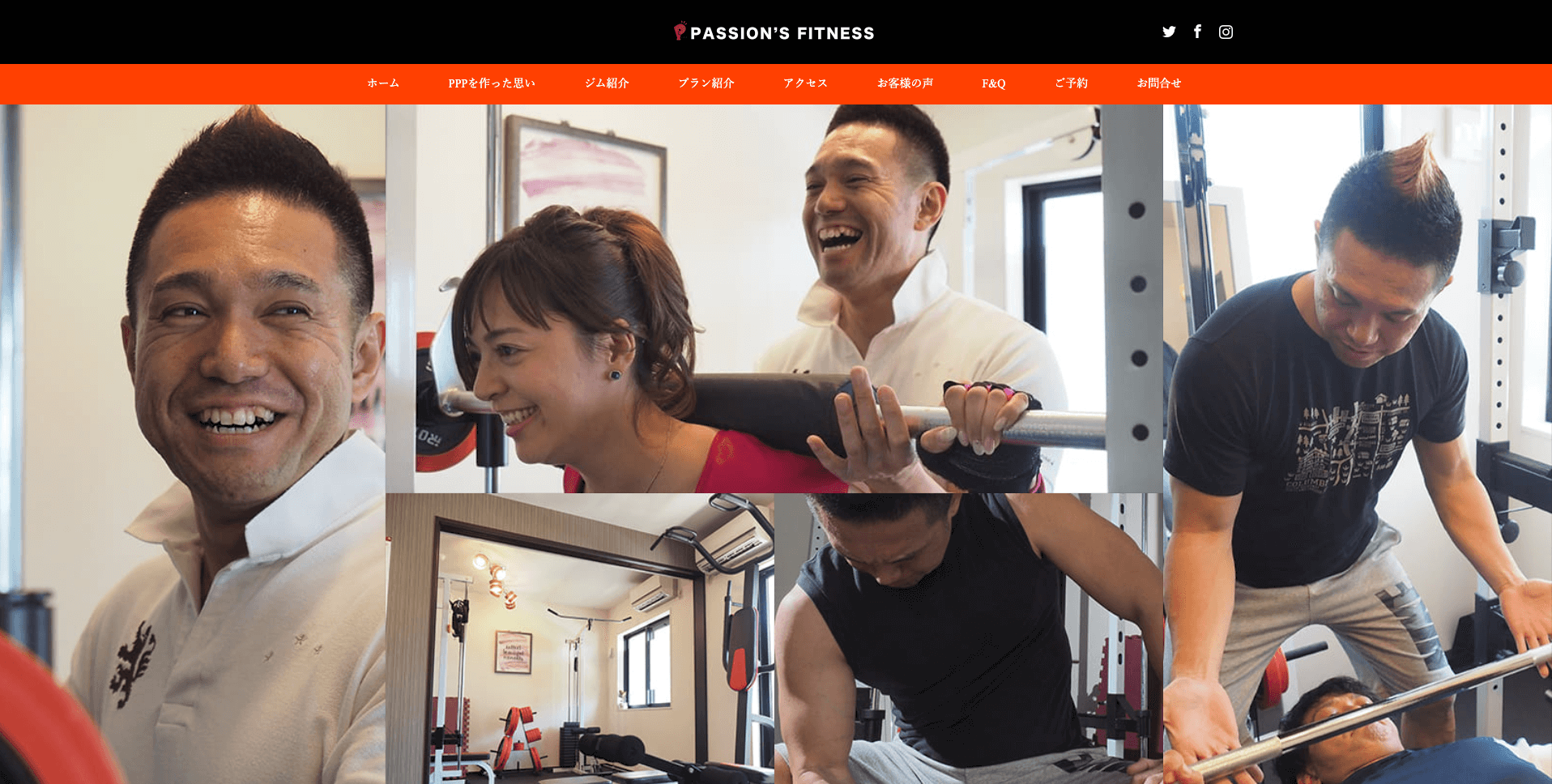Passion's Fitness【PPP】