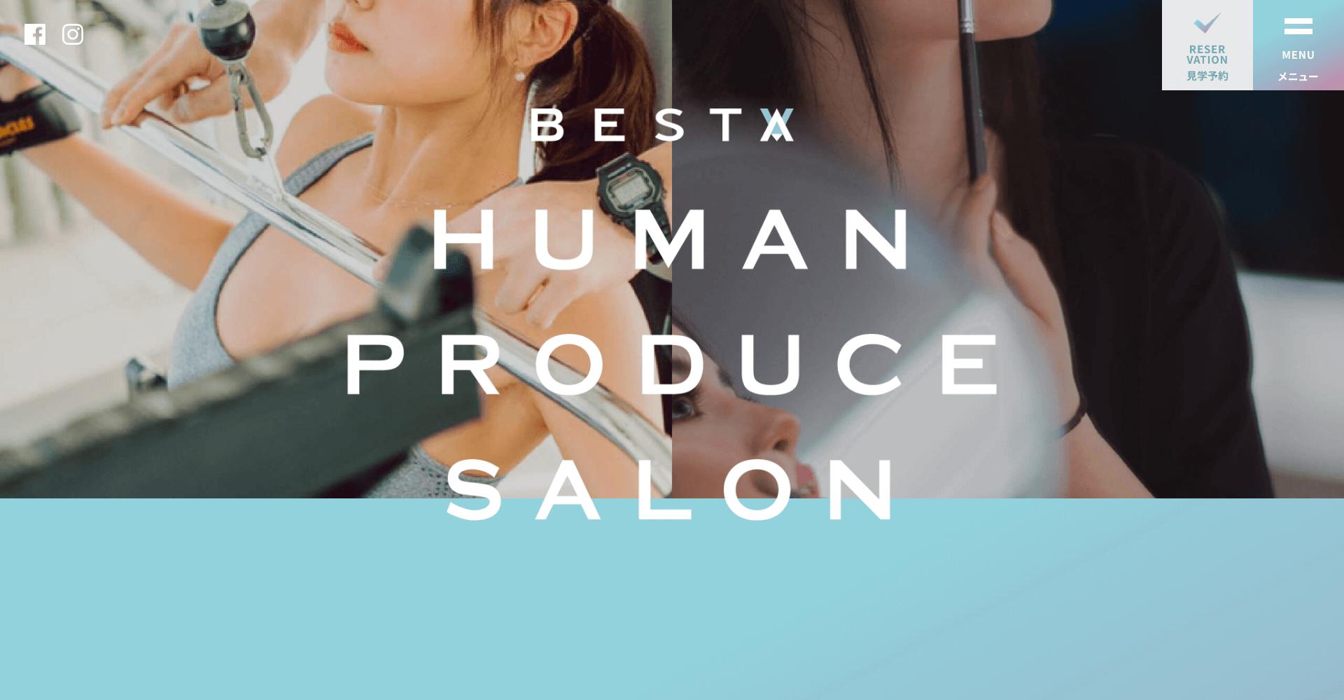 HumanProduceSalonBESTA(ビスタ)恵比寿店